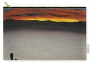 Thriving In The Desert Carry-all Pouch by Sayali Mahajan