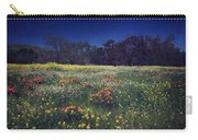 Through The Blooming Fields Carry-all Pouch