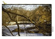 Through The Branches 2 - Central Park - Nyc Carry-all Pouch