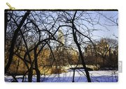Through The Branches 3 - Central Park - Nyc Carry-all Pouch
