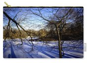 Through The Branches 4 - Central Park - Nyc Carry-all Pouch