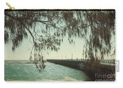 Through The Casuarina Carry-all Pouch