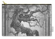 Through The Chimeras - To The Skies Carry-all Pouch
