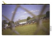 Through The Fence Pastel Chalk 2 Carry-all Pouch