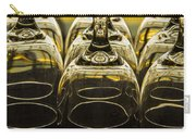 Through The Glasses Carry-all Pouch by Jean Noren
