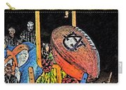 Through The Goal Posts Carry-all Pouch