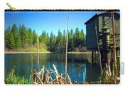 Through The Reeds At Grace Lake Carry-all Pouch