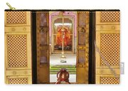 Through The Temple Doors India Carry-all Pouch