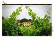 Through The Vines Carry-all Pouch by Lainie Wrightson