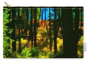 Through The Woods Carry-all Pouch