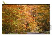 Through The Woods By D. Perry Lawrence Carry-all Pouch
