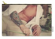 Thrown Out Carry-all Pouch by Laurie Search