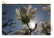 Thru The Flowers Carry-all Pouch