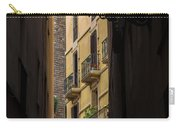 Thru The Narrow Alley Carry-all Pouch