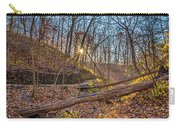 Thru The Woods Carry-all Pouch