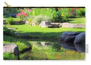 Thula Garden's Water Reflections Carry-all Pouch