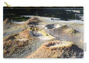 Thumb Paint Pots Yellowstone Np 1928 Carry-all Pouch
