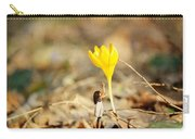 Thumbelina And The Crocus Carry-all Pouch