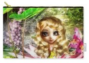 Thumbelina Carry-all Pouch by Mo T