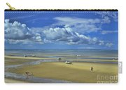 Thumpertown Beach Lowtide Carry-all Pouch