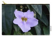 Thunbergia Carry-all Pouch