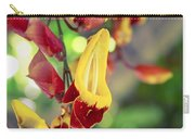 Thunbergia Mysorensis - Trumpetvine Carry-all Pouch