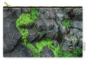 Thunder Hole Algae Carry-all Pouch