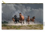 Thunder On The Plains Carry-all Pouch