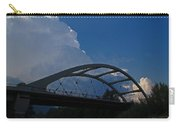 Thunder Over The Rogue River Bridge Carry-all Pouch