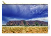 Thunder Rock Carry-all Pouch by Holly Kempe