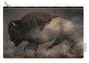 Thunderbeast Carry-all Pouch by Daniel Eskridge