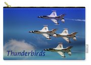 Thunderbirds Carry-all Pouch