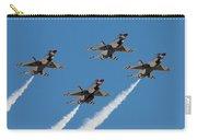 Thunderbirds Diamond Flyover Carry-all Pouch