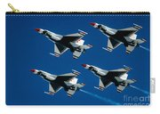 Thunderbirds Carry-all Pouch by Larry Miller