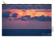 Thundering Sunset Carry-all Pouch