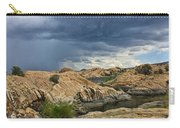 Thunderstorm In Prescott Carry-all Pouch