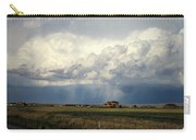 Thunderstorm On The Plains Carry-all Pouch