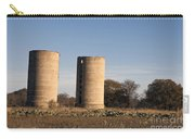 Thurber Dairy Silos Texas Carry-all Pouch