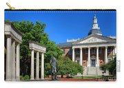 Thurgood Marshall Memorial And Maryland State House Carry-all Pouch