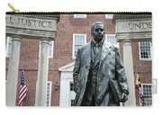 Thurgood Marshall Memorial Carry-all Pouch