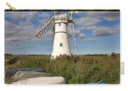 Thurne Dyke Windpump Norfolk Carry-all Pouch