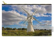 Thurne Dyke Windpump On The Norfolk Broads Carry-all Pouch