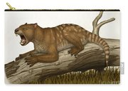 Thylacoleo Carnifex, A Marsupial Carry-all Pouch