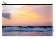 Topsail Island Pastel Sunrise Carry-all Pouch