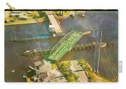 Ti Swingin' Swing Bridge Carry-all Pouch by Betsy Knapp