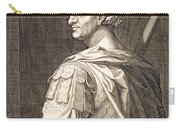 Tiberius Caesar Carry-all Pouch by Titian