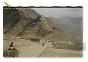 Tibet Rural Carry-all Pouch