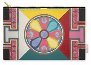 Tibetan Mandala Carry-all Pouch