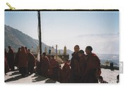 Tibetan Monks 2 Carry-all Pouch