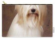 Tibetan Terrier Dog Carry-all Pouch